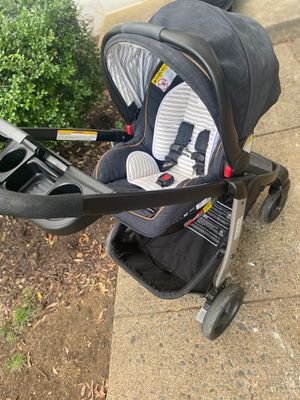 Gently used Graco Travel System for Sale in Arlington, VA
