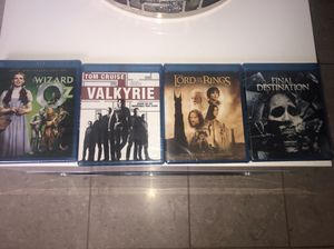 Blu Ray & DVD Movies for Sale in Orlando, FL