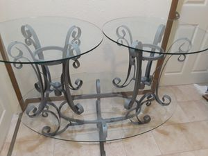 Coffee table set 3 pieces for Sale in Berea, OH
