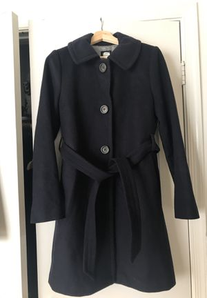 J Crew Wool Women's Pea Coat, size 6 for Sale in Herndon, VA