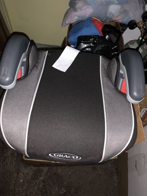 Booster seat with cup holders for Sale in San Jose, CA