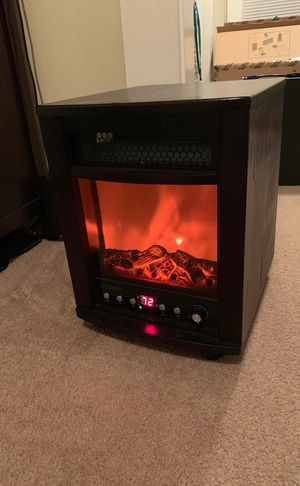 Portable FirePlace for Sale in Easley, SC