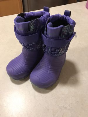 Merrell Kids Snow Quest Lite Snow Boots for Sale in Puyallup, WA