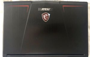 LIKE NEW MSI GP63 LEOPARD-428 8RF GAMING & EDITING & VR READY LAPTOP GTX 1070 8GB for Sale in Orlando, FL