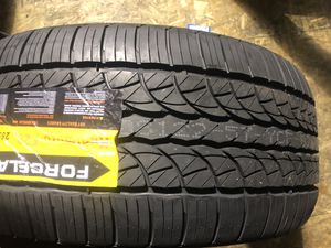 BRAND NEW 265 35 22 tires for only $110 each with FREE INSTALL!!! for Sale in Lakewood, WA
