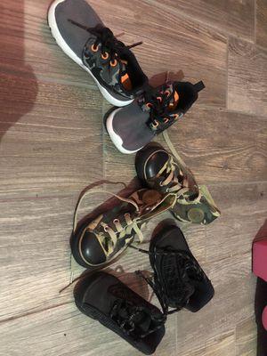 Jordan's Vans Nikes for Sale in Oklahoma City, OK