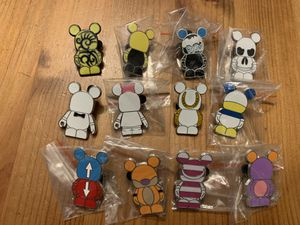 Disney Trading Pins - Vinylmation Lot for Sale in Brea, CA
