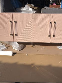 Brand New Sideboard Server Cabinet, Please Look At All Pictures And Read All Information for Sale in Fowler,  CA