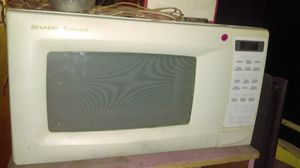 Microwave and mini fridge for Sale in West Valley City, UT