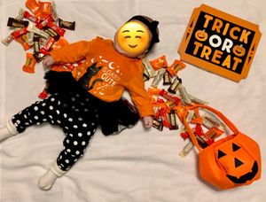 Halloween Baby Outfit 3-6 Months for Sale in Fullerton, CA