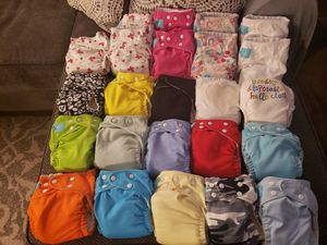 Charlie Banana Cloth Diaper Set for Sale in Vista, CA
