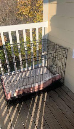 Large dog kennel $50 OBO for Sale in Carmel,  IN