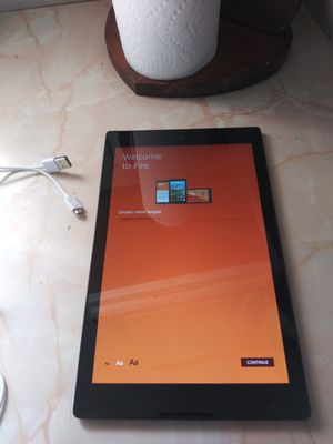 Amazon fire Tablet 10 HD for Sale in Queens, NY