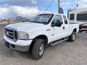 2005 Ford F-350 Diesel 4x4 6.0 power stroke for Sale in Mesa, AZ