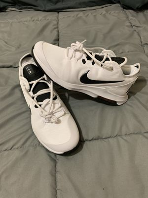 Nike Air Max Wildcard HC Men's New White Black Tennis Shoes AO7351-100 size 11.5 for Sale in Merion Station, PA