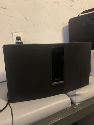Bose Wireless w/built in WiFi sound system for Sale in Odessa, TX