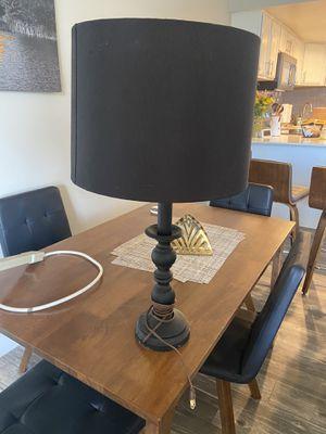 Working Black lamp for Sale in Phoenix, AZ