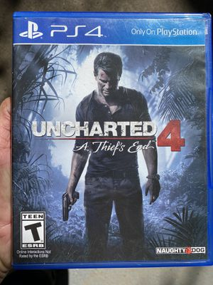 Uncharted 4 for Sale in Phoenix, AZ