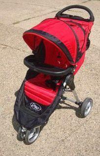 Baby jogger city mini stroller red for Sale in Philadelphia, PA