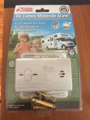 $12 RV/house carbon monoxide detector for Sale in Mechanicsburg, PA