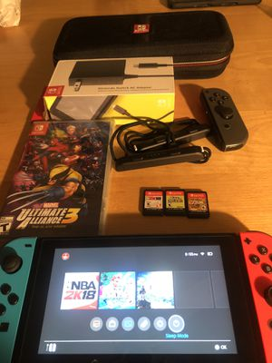 Nintendo switch for Sale in San Lorenzo, CA