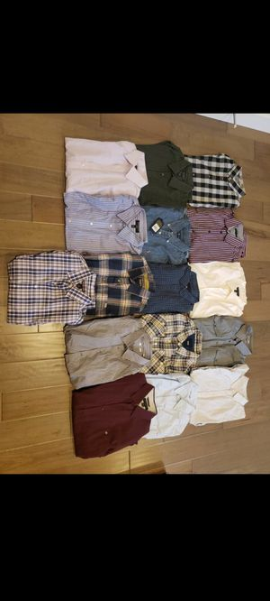 Men's designer shirts Large & Medium for Sale in Tigard, OR