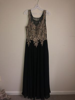 elegant prom gown for Sale in Gaithersburg, MD