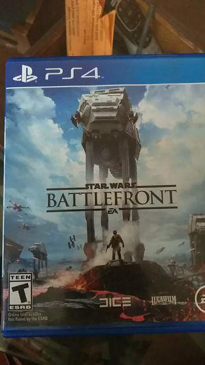 Starwars Battlefront 1 for Sale in Lemon Grove, CA