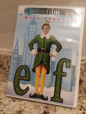 DVD ELF with Will Ferrell for Sale in Mesa, AZ
