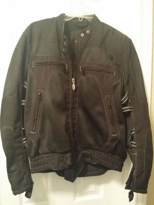 Summer Triumph Padded Motorcycle Summer Jacket for Sale in Arlington, TX