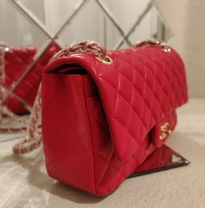 CHANEL QUILTED DOUBLE FLAP BAG for Sale in Peoria, AZ