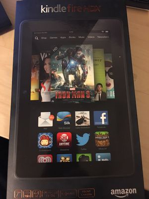 Kindle fire HDX for Sale in Chelsea, MA