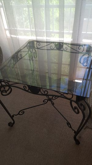 Dining table plus two chairs for Sale in Las Vegas, NV