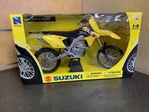 Suzuki die cast toy Motorcycle Dirtbike for Sale in Chula Vista, CA