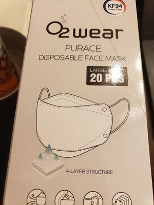 Kn94 Face MASKS ***New in Box for Sale in Mill Creek, WA