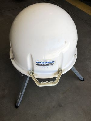 Winegard portable, self tuning satellite dish for Sale in Golden, CO