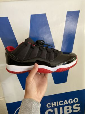 Jordan Retro 11 Bred for Sale in Kenosha, WI
