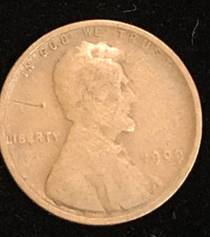 1909 Lincoln Wheat Penny for Sale in Clyde, TX