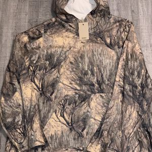 YEEZY Season 4 Camouflage Print Pullover Jacket for Sale in Los Angeles, CA