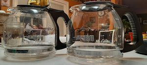 2 mr coffee 12 cup programmable coffee maker coffee cups for Sale in O'Fallon, MO