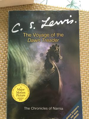 Voyage of the dawn treader for Sale in Houston, TX