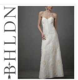 $1400 BHLDN There Is Only You & Me Greenhouse Gala Gown Elegant Size 2 for Sale in Wenatchee,  WA