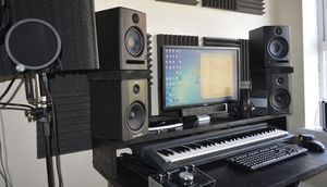 Studio Time for Sale in Lancaster, CA