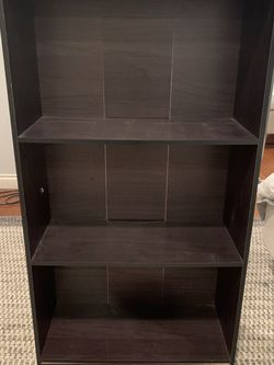 2 Wood Bookshelves 21.75W x 39.5H x 9.25D for Sale in Los Angeles,  CA