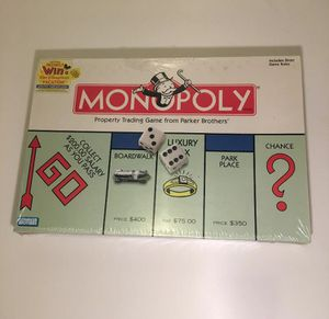 2002 Monopoly Board Game for Sale in Hayward, CA