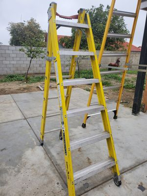 Louisville 6ft combonation ladder for Sale in Rialto, CA