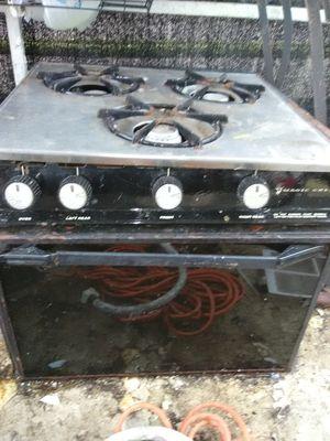 Magic chef propane stove for Sale in Canton, MS