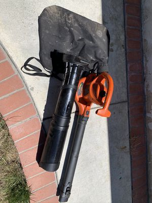 BLACK+DECKER 3-in-1 Electric Leaf Blower & Mulcher for Sale in Fremont, CA