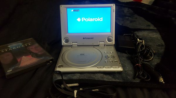 Polaroid DVD Player PDM-0711