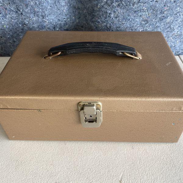 Vintage Metal Box